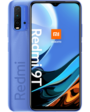 Xiaomi Redmi 9T Detailansicht