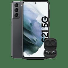 Samsung Galaxy S21 mit Buds Pro