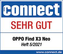 Testlogo Oppo Find X3 Neo 5G