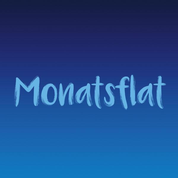 Monatsflat