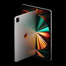 iPad Pro mit Vertrag Display