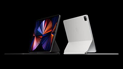 iPad Pro mit Vertrag in zwei Farben
