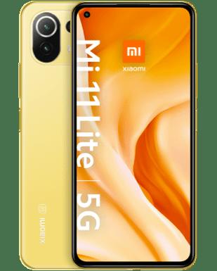 Xiaomi Mi 11 Lite 5G mit o2 Free Unlimited Max