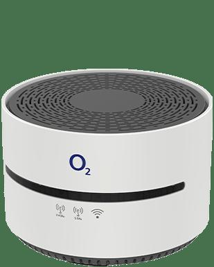o2 HomeBox Satellite Repeater