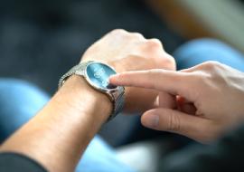 Die beste Smartwatch mit WhatsApp