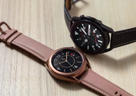 Samsung Smartwatch Übersicht