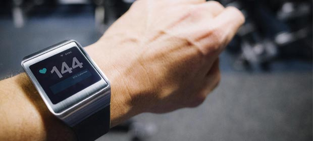 Mit Smartwatch Herzfrequenz messen