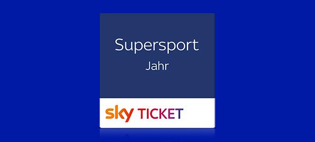 Sky Supersport Jahrsticket