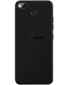 Handys für die Umwelt: Fairphone 3+ von hinten
