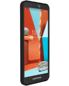 Handys für die Umwelt: Fairphone 3+ von der Seite