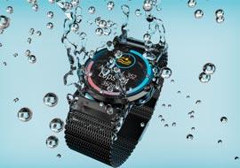 Welche Samsung Smartwatch wasserdicht ist
